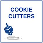Jewish Crafter's Cookie Cutters