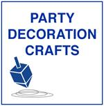 PARTY Decoration Crafts
