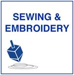 Jewish Sewing Patterns and Embroidery Designs