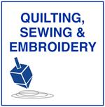 Quilting, Sewing & Embroidery