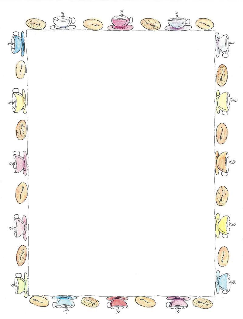 Kitchen Party Card Designs